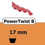 POWER TWIST B 17 x 11 mm