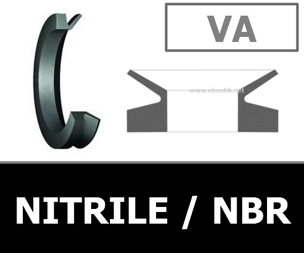 JOINTS V-RING VA NBR / NITRILE