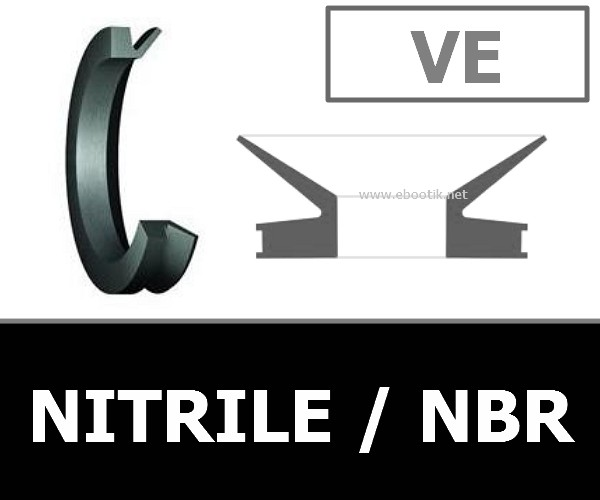 JOINTS V-RING VE NBR / NITRILE