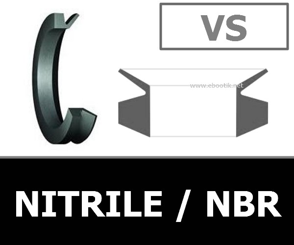 JOINTS V-RING VS NBR / NITRILE