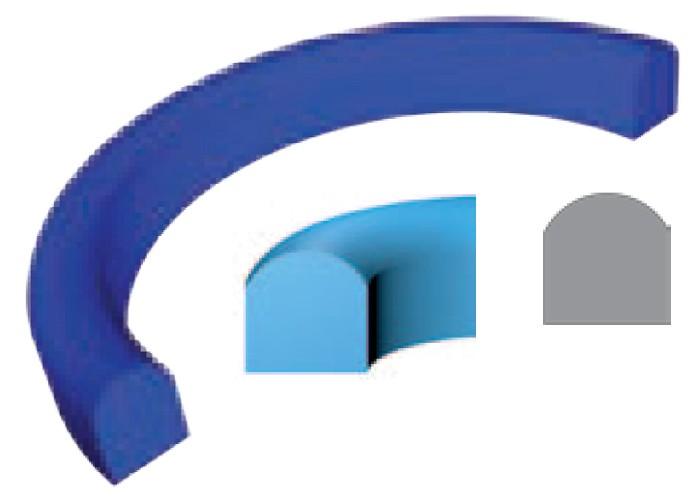 JOINTS D-RING ASEPTIQUE FDA<br>HS-10 pour RACCORDS