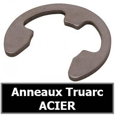 ANNEAUX TRUARC ACIER