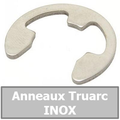 ANNEAUX TRUARC INOX