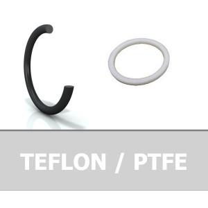 JOINTS TORIQUES PTFE / TEFLON