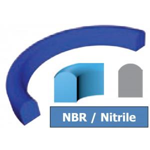 JOINTS D-RING ASEPTIQUE FDA HS-11 NBR pour RACCORDS