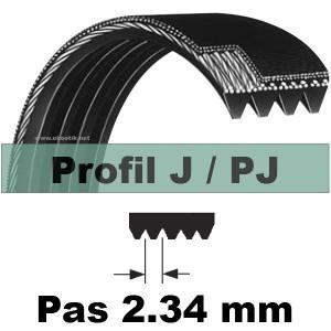Courroie 99J4 PU/Spécifique